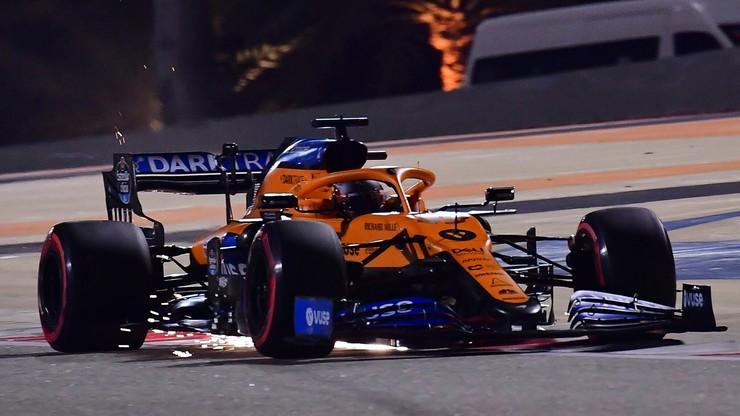 Formuła 1: McLaren pierwszym teamem na torze