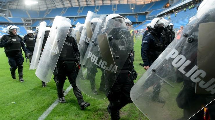 Są pierwsi zatrzymani przez policję po meczu Lech Poznań - Legia Warszawa
