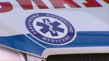 Wyciek amoniaku w zakładach mięsnych w Kutnie. 16 osób w szpitalu
