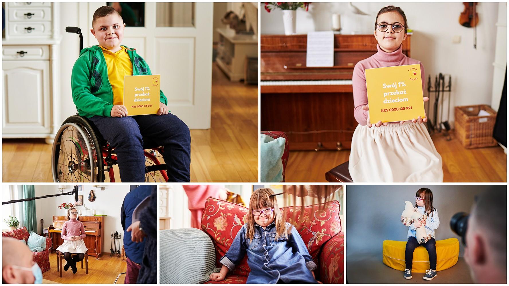 Fundacja Polsat: Twój jeden gest może zmienić nasz świat