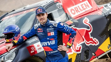 Jakub Przygoński nadal w czołówce Rajdu Dakar
