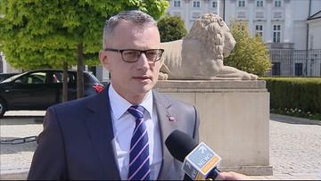 Magierowski: prezydent nie wycofuje się z projektu dotyczącego frankowiczów