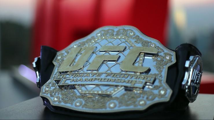 UFC w Rosji? Dziennikarz podał miejsce i termin