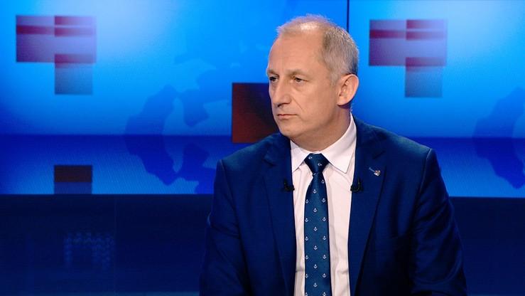 Neumann: myślenie prezesa PiS to takie myślenie bolszewików