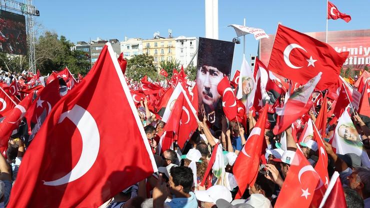 Pracownicy ambasady amerykańskiej mogą wyjechać z Turcji