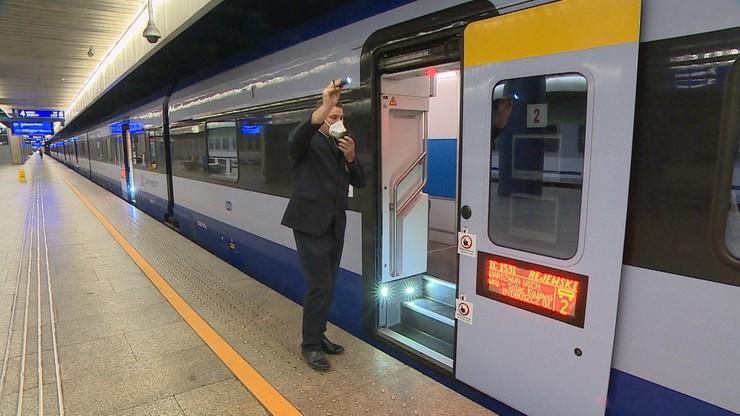Rozkład jazdy pociągów. Od niedzieli zmiany