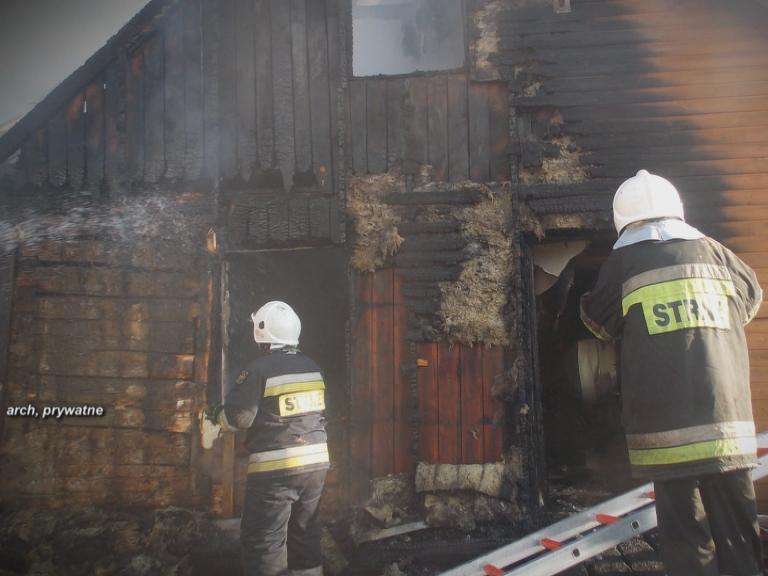 Tragiczny pożar i trudna walka o odszkodowanie