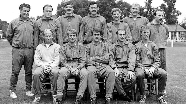 Nie żyje piłkarski mistrz świata z 1966 roku Ray Wilson