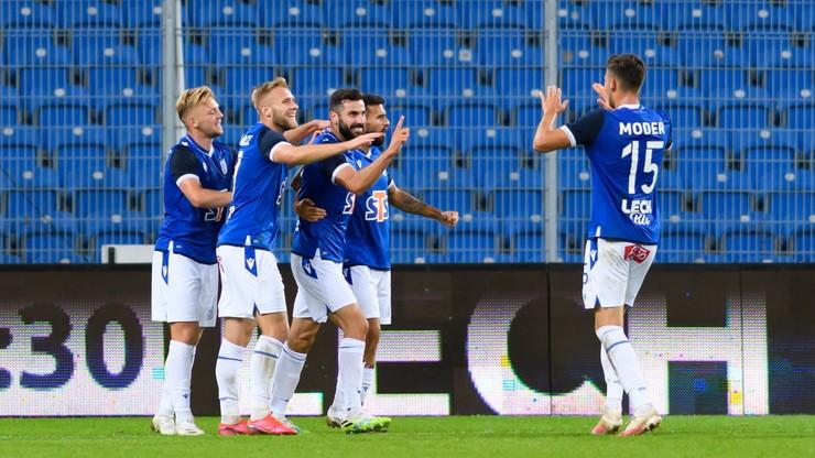 Liga Europy: Lech Poznań z awansem do kolejnej rundy. Dublet Ishaka i gol młodzieżowca