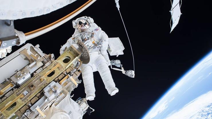 Astronauta przez pomyłkę zadzwonił z kosmosu pod zły numer