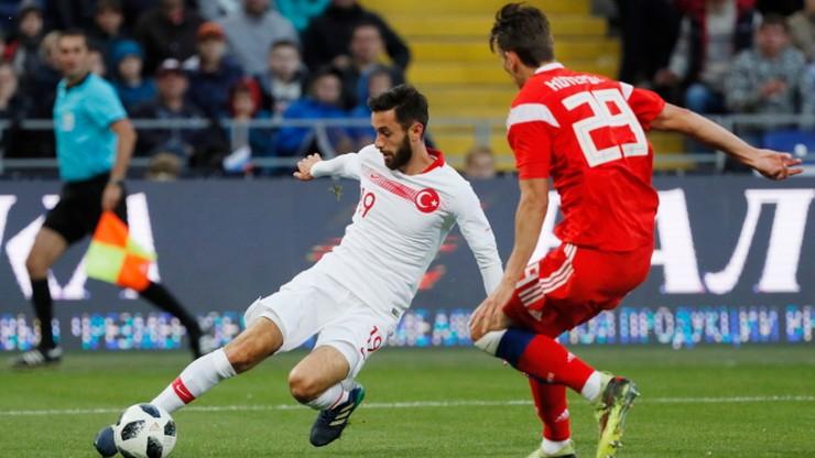 Remis Rosji z Turcją w meczu towarzyskim