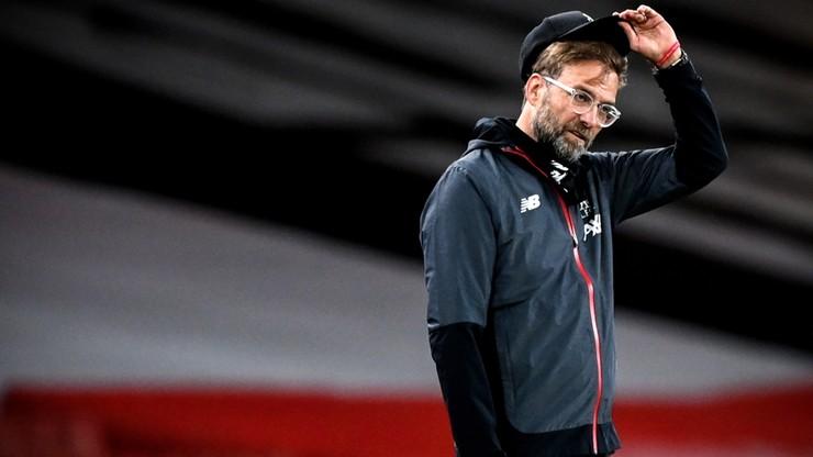 Premier League: Liverpool przegrał z Arsenalem i nie poprawi rekordu Manchesteru City