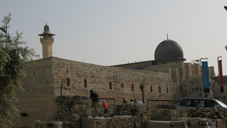Iran ćwiczył odbijanie jerozolimskiej świątyni