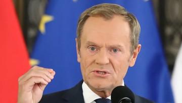 Morawiecki mówi o III wojnie światowej. Tusk: świat zdębiał