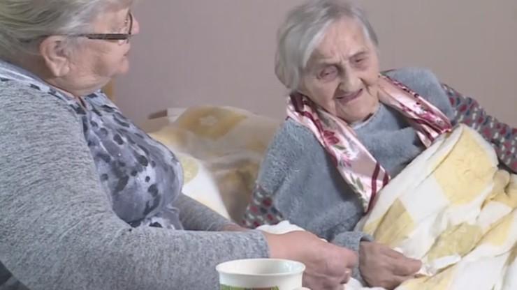 106-latka nie dała się koronawirusowi, choć wszyscy w domu chorowali