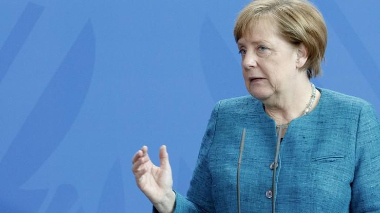 """""""To skandal"""". Merkel o braku rezolucji Rady Bezpieczeństwa ws. ataku chemicznego w Syrii"""