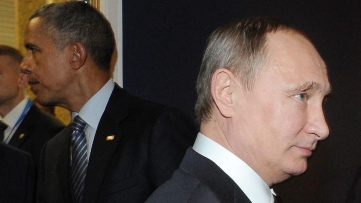 Obama i Putin o Syrii i Ukrainie. Rozmowa w kuluarach szczytu