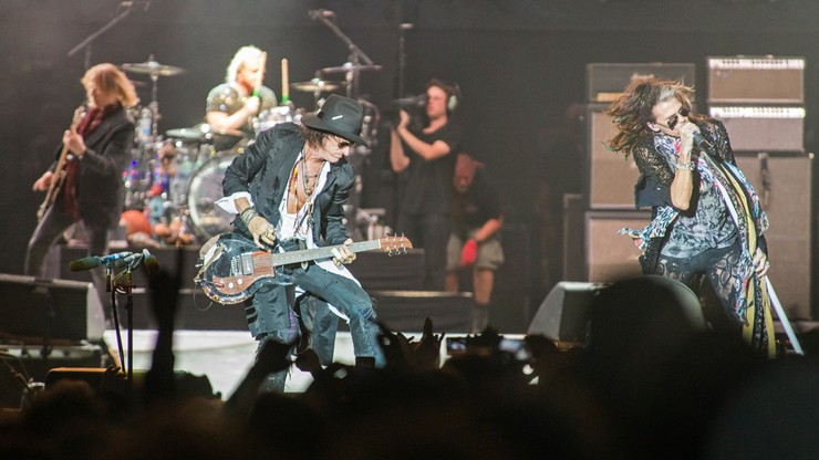 Aerosmith nie zagra w lipcu w Krakowie. Koncert przełożono, wiemy, co z biletami