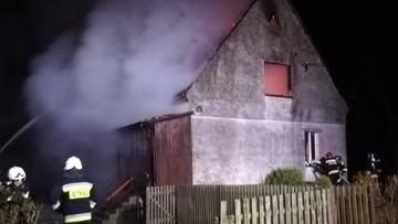 Śmiertelne pożary w Łodzi i pod Wrocławiem. Nie żyją dwie osoby