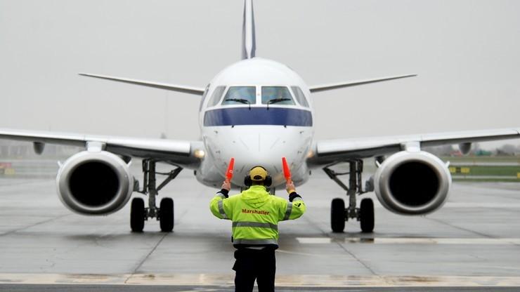 Przedłużony zakaz lotów? Jest projekt ministerstwa