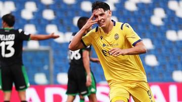 Serie A: Gol i asysta Stępińskiego w szalonym meczu