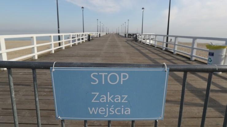 """Zamknięte plaże w Trójmieście. Znaleziono minę morską o """"ogromnej sile rażenia"""""""