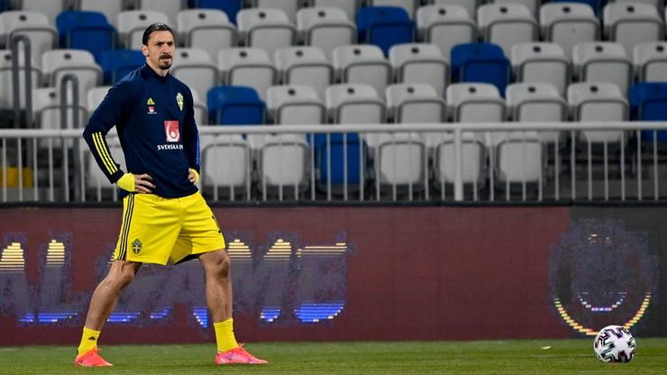 Euro 2020: Wszczęto postępowanie przeciwko Zlatanowi Ibrahimovicowi