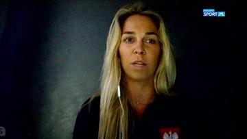 Małgorzata Puławska zdradziła, co powiedziała jej siostra po wywalczeniu medalu olimpijskiego