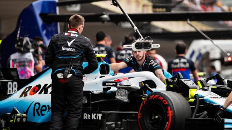 GP Meksyku: Verstappen wygrał kwalifikacje. Kubica ostatni