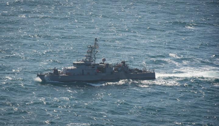 Amerykańska marynarka wojenna przejęła irańską broń dla rebeliantów w Jemenie