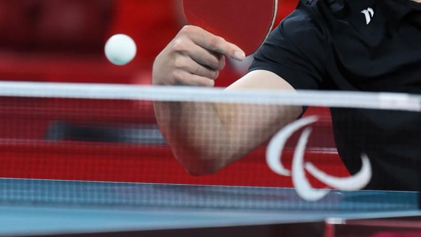 Paraolimpiada: Brąz polskich tenisistów stołowych