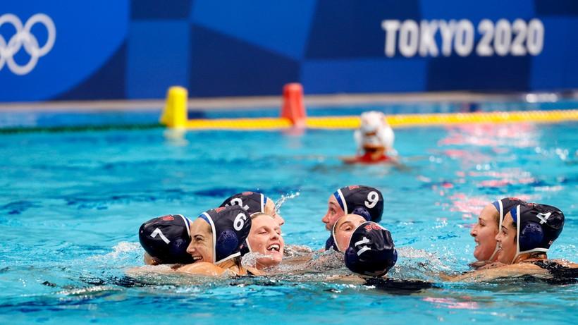 Tokio 2020: Amerykanki po raz trzeci ze złotem w piłce wodnej