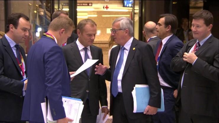 Tusk: dyskusja o Polsce na szczycie UE możliwa