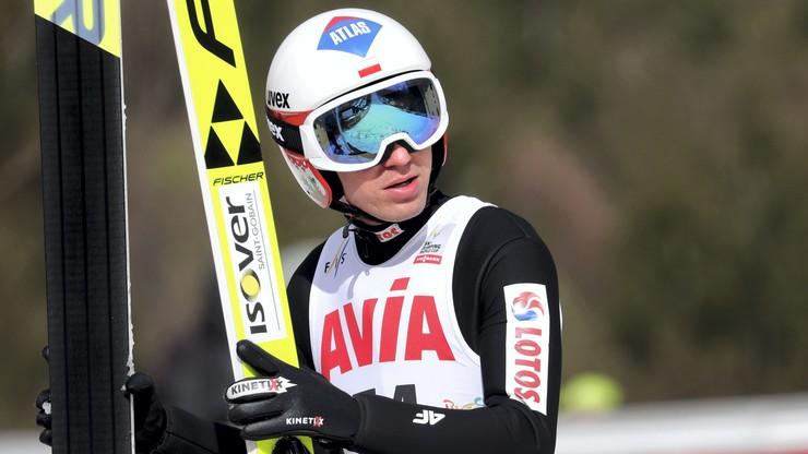 PŚ w skokach narciarskich: Trzech Polaków w dziesiątce w Rasnovie