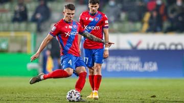 Obrońca Rakowa Częstochowa coraz bliżej Serie A