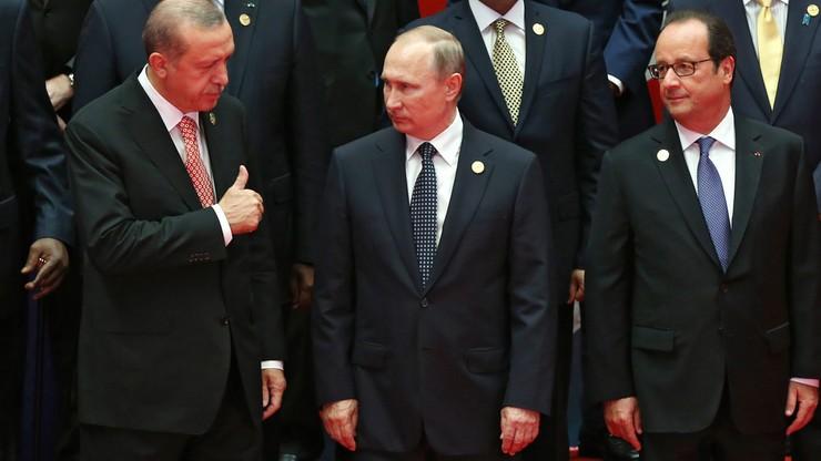 Hollande zapowiedział szczyt tzw. czwórki normandzkiej. Kreml nie potwierdził