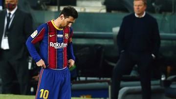 Messi nie rozmawia z kolegami z drużyny! Ujawniono nazwiska