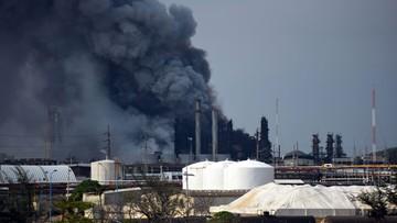 Meksyk: 24 osoby zabite w wybuchu w zakładach petrochemicznych