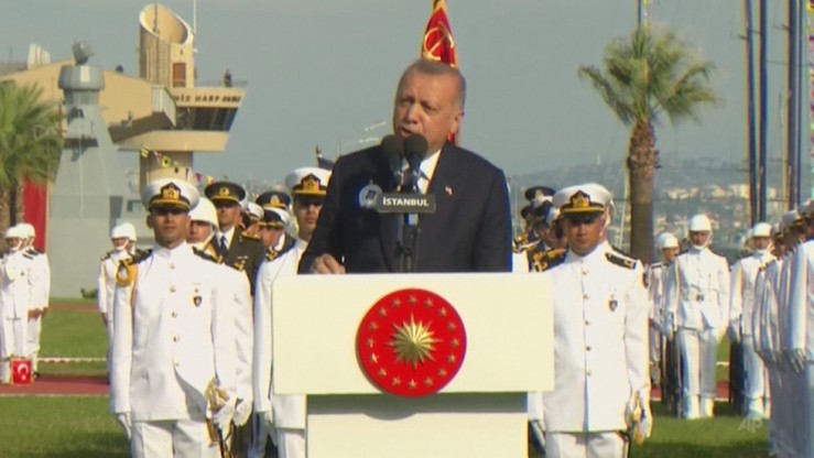 Erdogan: nie do przyjęcia, że zabrania nam się posiadania broni atomowej