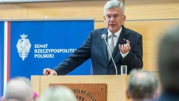 Karczewski: chcemy zwiększyć wsparcie finansowe dla Polonii