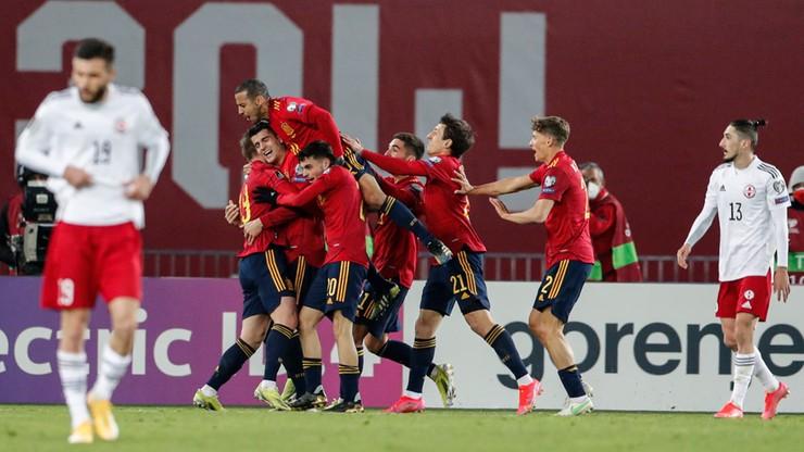 El. MŚ 2022: Hiszpanie uniknęli sensacji w doliczonym czasie gry