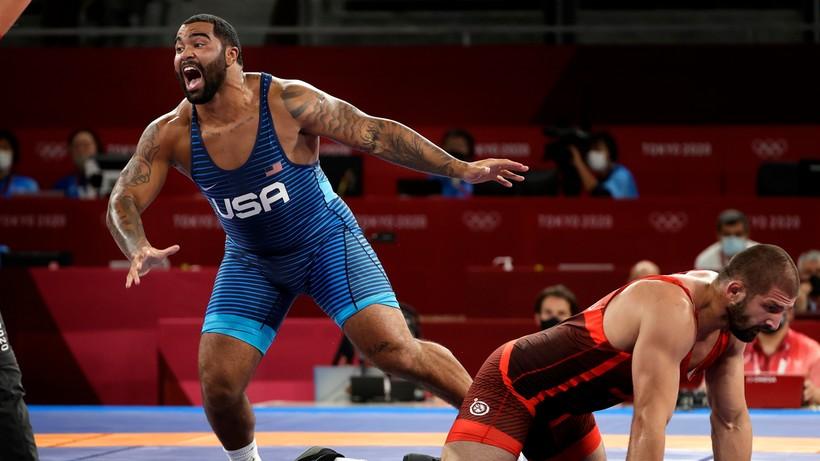 Amerykanin mistrzem olimpijskim w zapasach w st. wolnym