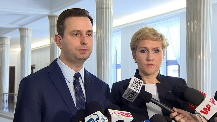 Kosiniak-Kamysz: premier powinna najpierw informować parlamentarzystów, nie dziennikarzy