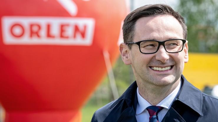 Prezes PKN Orlen: liczymy, że ropa rurociągiem Przyjaźń popłynie jeszcze w maju