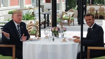 """Rozpoczął się szczyt G7 w Biarritz. """"Wiele osiągniemy w ten weekend"""""""