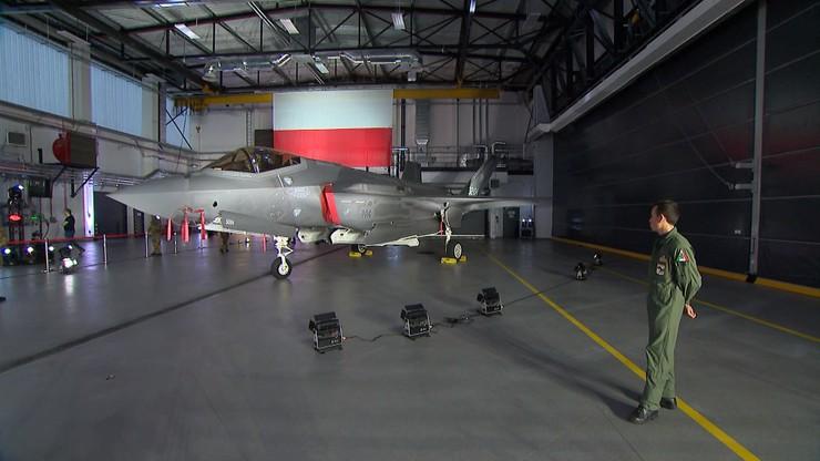 NIK reaguje na wniosek posłów KO. Będzie kontrola ws. zakupu samolotów F-35