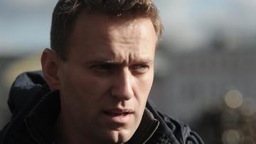 Nawalny po wyjściu z aresztu: będą kolejne protesty w Rosji