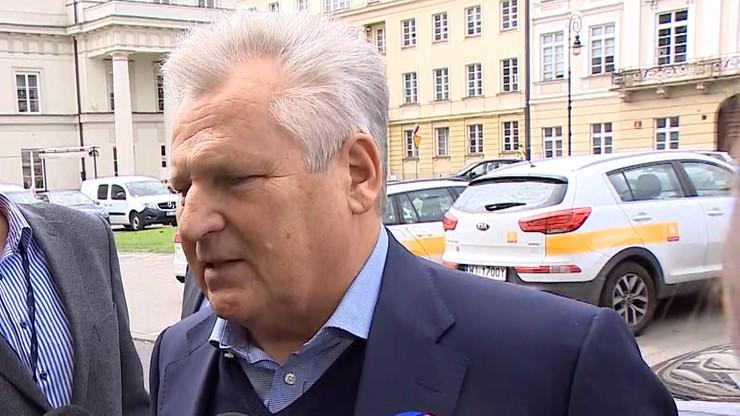 """Śledztwo dot. """"willi Kwaśniewskich"""". Kamiński chce ujawnienia materiałów"""