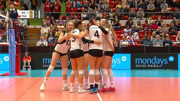 Montreux Volley Masters: Włochy - Szwajcaria. Transmisja na Polsatsport.pl