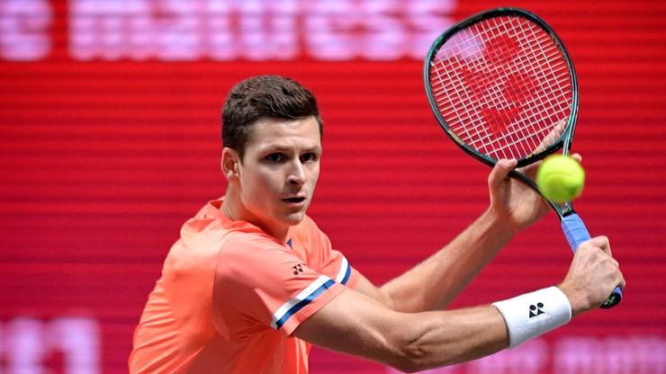 Turniej ATP w Delray Beach: Hubert Hurkacz zaczyna sezon w USA podwójnym występem